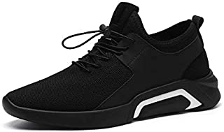 BADLAV Ms Touchwood Men's Black Casual Sneakers Shoes (26)