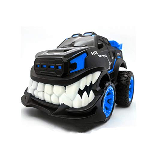 foneta 360° Upright Rotating Remote Control Car Off-Road Electric Model Car Remote Control Car Cool Light Shaking Car