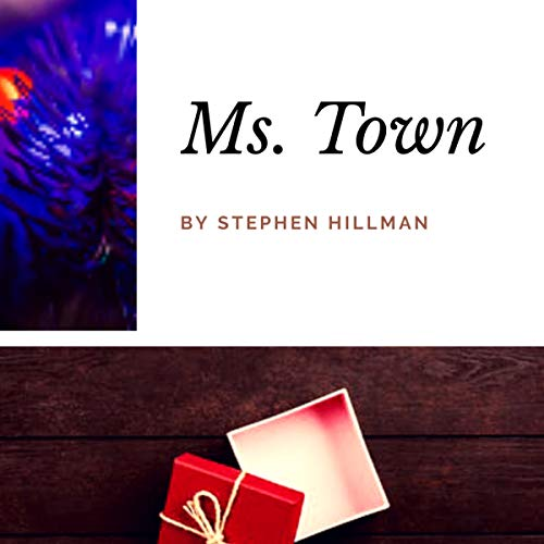Ms. Town audiobook cover art
