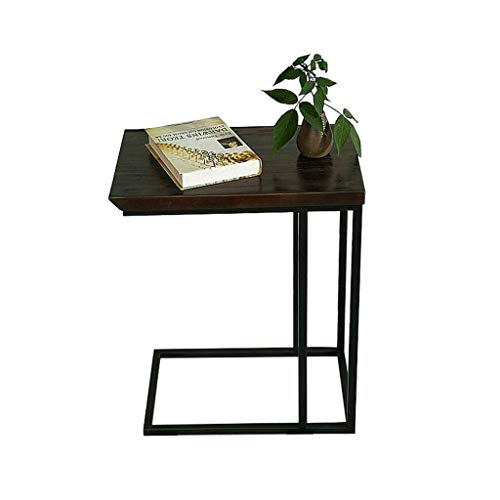 LILISHANGPU Table d'appoint Nordic Minimaliste Petite Table Mini Table Basse en Bois Salon canapé Table Basse Table Basse (Color : A, Size : 30 * 41 * 55cm)