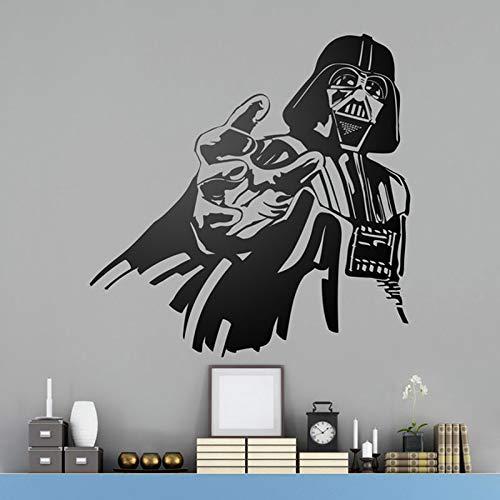 Darth Vader sticker Hollywood Sci-Fi Comics film Star Knight Skywalker Wars voiture autocollant vinyle mur autocollant enfants chambre chambre décor à la maison affiche murale