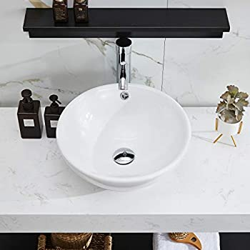 Best vessel sink with overflow Reviews