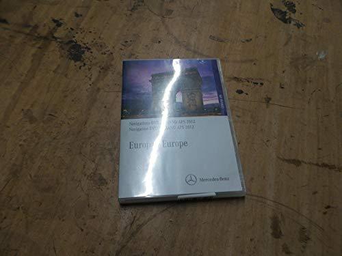 Mercedes Navigations-DVD Comand APS 2012 NTG4-204