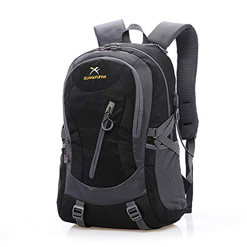 Tasche Damenmode Wandertasche Trekkingrucksäcke Fahrradrucksäcke Wasserdichter Sportrucksack Herren 15-Zoll-Laptop-Rucksack Lade Reisetasche