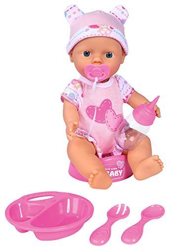 Simba 105030005 - New Born Baby Puppe, 30 cm