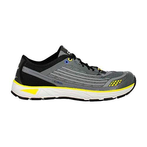 CMP Chaussures de Course Chaussures de Sport Libre Courant Chaussures Gris Léger Plaine Mesh - U862 Gris, 42 EU