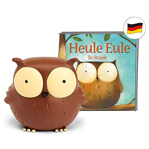 tonies Hörfiguren für Toniebox - Heule Eule - Heule Eule - ca. 32 Min. - Ab 5 Jahre -DEUTSCH