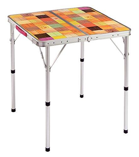 コールマン(Coleman) テーブル ナチュラルモザイクリビングテーブル 60プラス 約2.9kg 2000026754