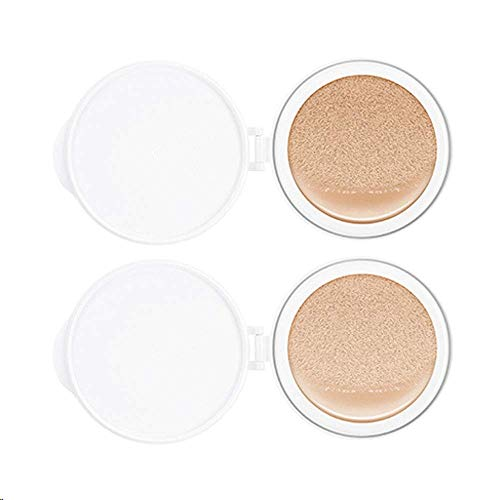 Missha Magic Cushion Moist Up Refill #21 (2pcs) Renewal version with new packaging