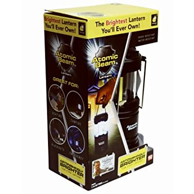 Atomic Beam Lantern Original by Bulbhead, Bright 360-Degree, Collapsible LED Lantern for Emergencies & Camping (1 Pack)