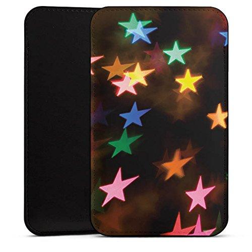 DeinDesign Cover kompatibel mit Wiko Barry Hülle Tasche Sleeve Socke Schutzhülle Stars Sterne Bunt