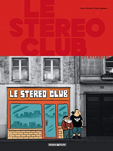 Stéréo club (Le) - Intégrale - tome 0 - Stéréo Club - La compilation