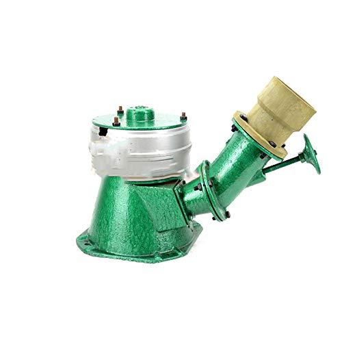 QWERTOUY Generador de turbina de 220V 500W Micro Hydro Agua hidroeléctrica Imán Completa núcleo de Cobre monofásico generador