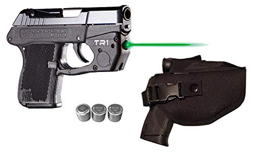 Fantastic Prices! Laser Kit for Kel-Tec P-3AT, P-32 w/Tactical Holster, Touch-Activated ArmaLaser TR...
