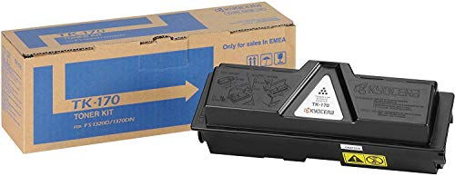 Kyocera 1T02LZ0NLC TK-170 Tonerkartusche 7.200 Seiten, schwarz