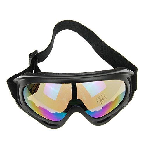 JIAHG - Gafas esquí Snowboard Unisex protección