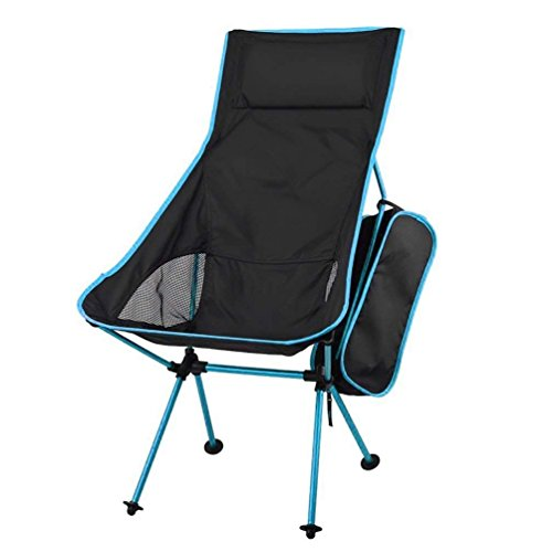 IREGRO アウトドアチェア キャンプ用品 アウトドア椅子 折りたたみ コンパクト チェアお釣り 登山 キャンプ用 アルミ合金 軽量 収納バッグ付き