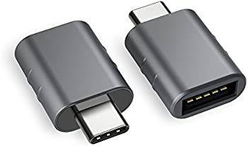 2-Pack Syntech USB C to USB Adapter