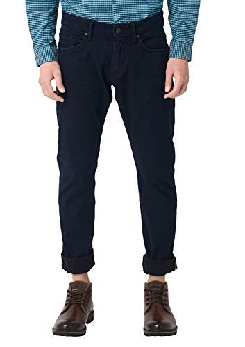 s.Oliver Big Size 15.912.21.7211 Camicia XXX-Large Uomo Medieval Blue 5865 Blu