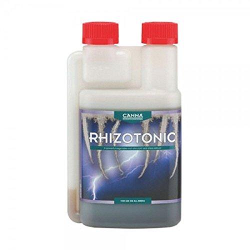 Canna Rhizotonic vegetativen Stimulator für Pflanzen Wurzeln, in 250ml 1oder 5Liter