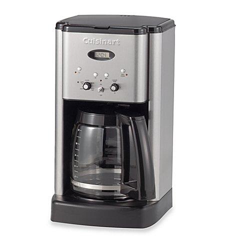 クイジナート ブリューセントラル 12カップ コーヒーメーカー Cuisinart Brew Central 12-cup Coffeemaker