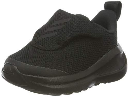 adidas Fortarun AC I, Zapatillas de Running, NEGBÁS/NEGBÁS/Grpudg, 23 EU