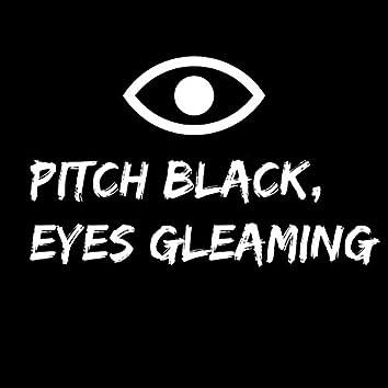 Pitch Black, Eyes Gleaming