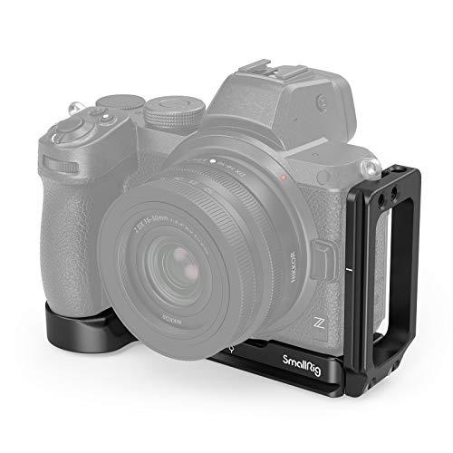 SmallRig Nikon Z5/Z6/Z7/Z6 II/Z7 IIカメラ専用L型プレート-2947