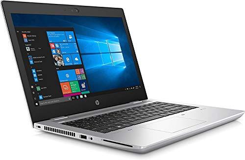 HP ProBook 640 G4 Laptop - 14.0' FHD (1920 x 1080), 8th Gen Intel Core i5-8350U, 16GB DDR4 RAM, 256GB SSD, WI-Fi, Bluetooth, SD Card, Windows 10 Pro (Renewed)