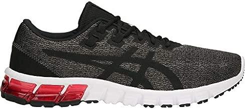 ASICS Men's Gel-Quantum 90 Running Shoes, 10M, Dark Grey/Black