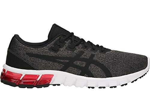 ASICS Men's Gel-Quantum 90 Running Shoes, 9.5M, Dark Grey/Black