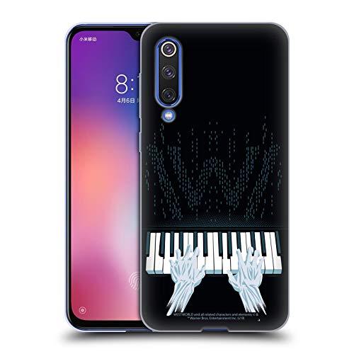 Head Case Designs Offizielle Westworld Piano Grafiken Soft Gel Handyhülle Hülle Huelle kompatibel mit Xiaomi Mi 9 SE
