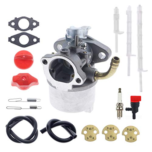 ANTO Carburetor for Simplicity Snapper Murray Snowblowers with Briggs & Stratton Engines 12A000 12C000 12D000 12E000 12R000 12Z000