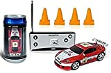 Digital Additions? Micro Remote Control RC Car in a Coke Can 1:64 Scale Black 94 27MHZ