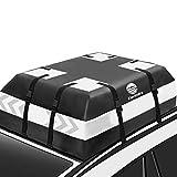 Etechydra Autodachtasche Dachträger, 700D PVC Wasserdichter 15-Kubik-Dachträger Dachbox Auto...