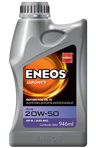 aceite supertech 20w50 fabricante ENEOS