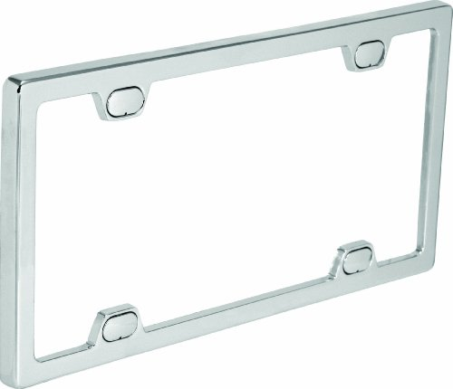 Bell Automotive 22-1-46092-8 Universal License Plate Frame with Clear...