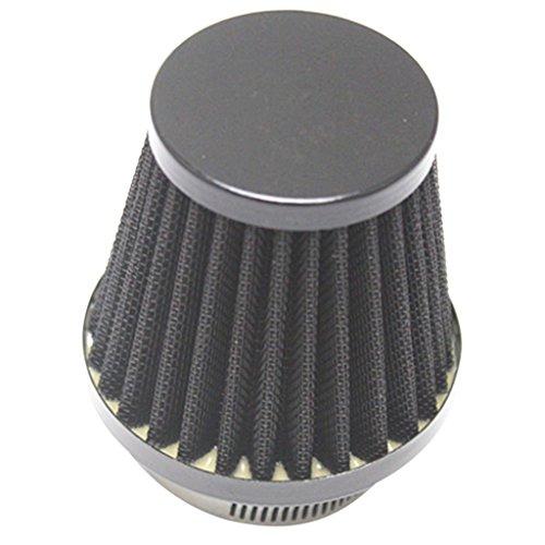 Sharplace 1 Stück Universal Luftfilter für Motorrad Quad ATV Roller Mofa Fahrzeug Filter Zubehör - 50mm