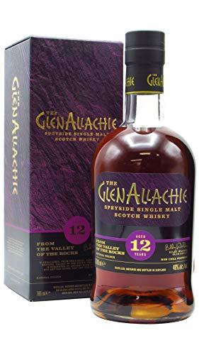 GlenAllachie - Speyside Single Malt - 12...
