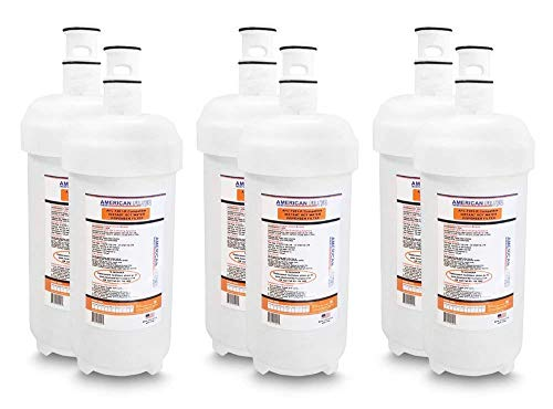 American Filter Company AFC-F201R (TM Brand Water Filters (Comparable with F-201 F201 F201R Water Filter) (6)