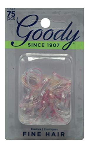 Goody - Elastique pour queue de cheval agrementé de mini paillettes marque