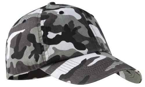 Port Authority Camouflage Cap - Winter Camo C851 OS