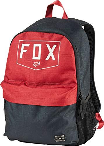 Fox Herren Legacy Rucksack, Herren, Rucksäcke, LEGACY BACKPACK, Scharlachrot, One Size