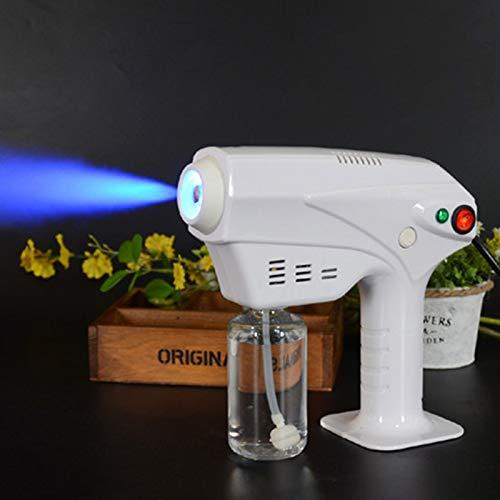 VARWANEO Disinfectant Sprayer Nano Spray Gun for Virus Electric Blue Light Smoke Machine steam sterilizer Mosquito foggers