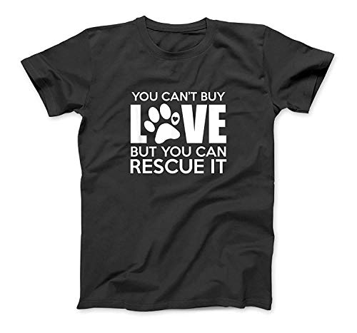 Sie kaufen nicht Liebe, aber Sie können Rescue-It, Rettungshunde, Gift T-Shirt SweatshirtHoodie Tank Top für Männer Frauen Kinder