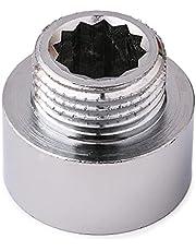 Diamond verloopstuk type RR, geschikt voor drinkwater |Aansluittype G, max.Bedrijfstemperatuur 120 ° C, max.Werkdruk 10 bar |