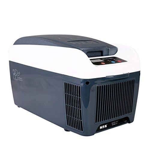 G- Refrigerador del coche 12v 6L caja de calefacción del coche calefacción...