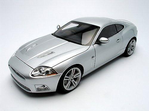AUTOart 73633 fürzeug Miniatur Jaguar XKR Coupé Silber Ma ab 1 18