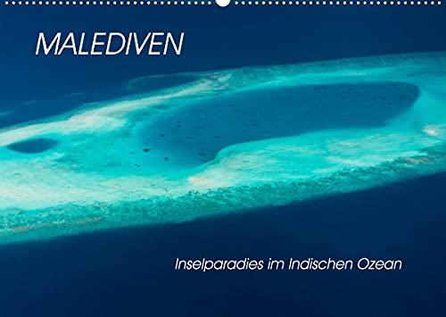 Malediven - Inselparadies im Indischen Ozean (Wandkalender 2022 DIN A2 quer)