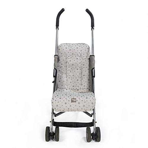 Walking Mum Inpiration - Colchoneta para silla de paseo, color beige
